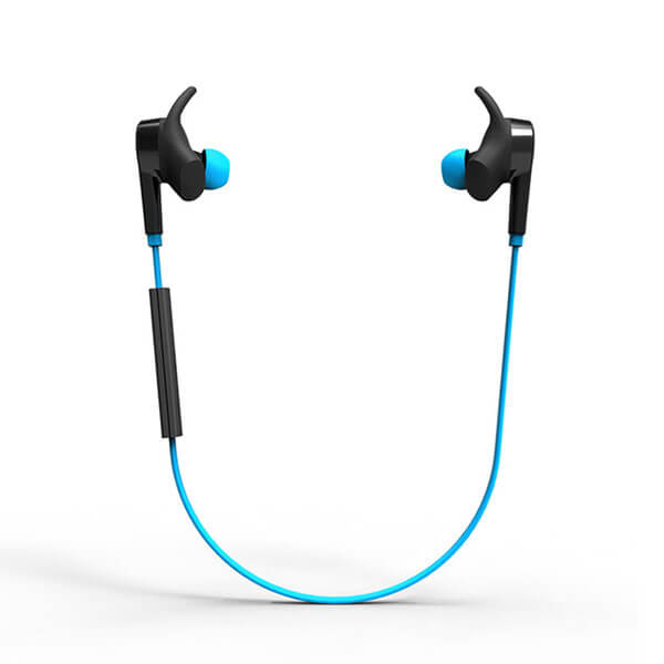 best noise cancelling earbuds full set blue color