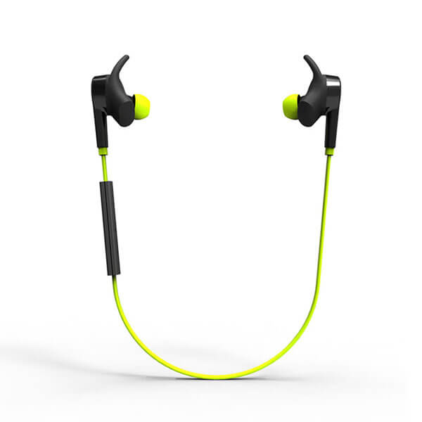 best noise cancelling earbuds full set green color