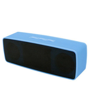 cheap bluetooth speakers Blue color