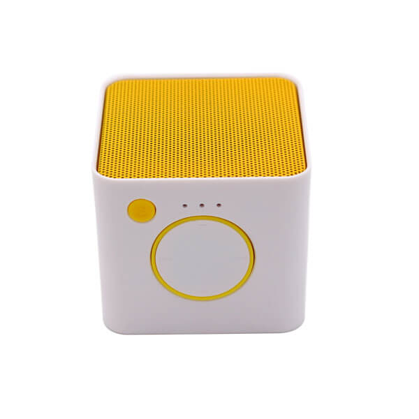 china bluetooth speaker Yellow top