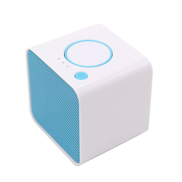 china bluetooth speaker blue side