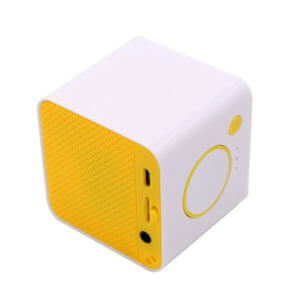 china bluetooth speaker yellow color