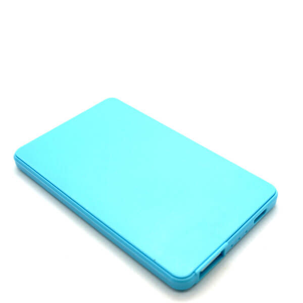chinese power bank blue color