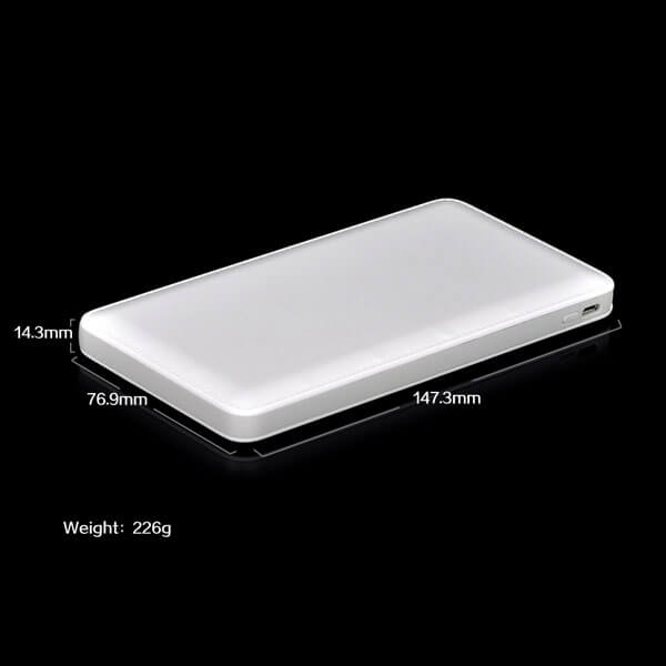 power bank factory product side show