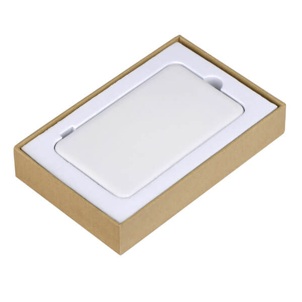 power bank manufacturer made paper box packing