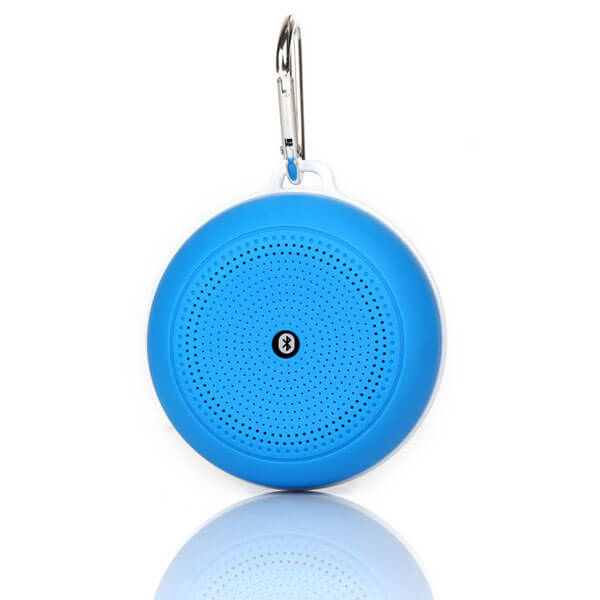 wholesale bluetooth speakers blue color