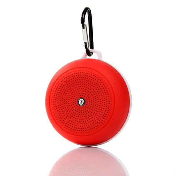 wholesale bluetooth speakers red color