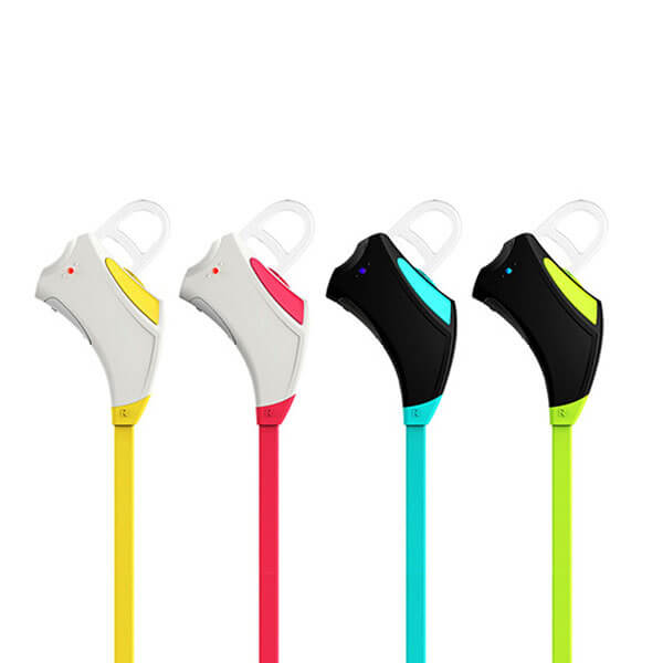 wireless headphones for running colorful