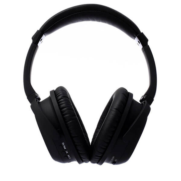 wireless noise cancelling headphones standand