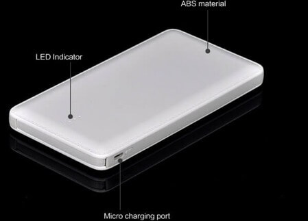 A high capacity power bank by ivintec