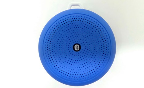 This speaker features a v2.1 bluetooth technology