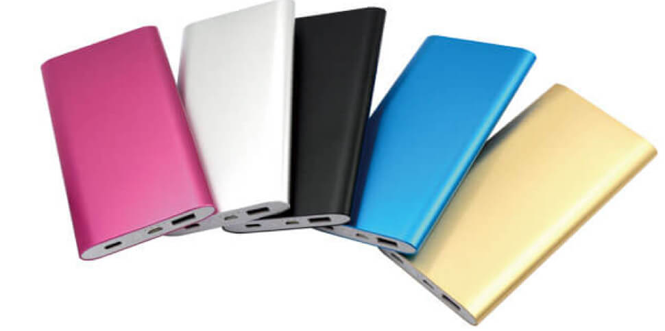 Quick charge 3.0 technology power bank